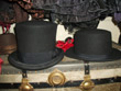 top hat, top hats, tall hat, tall hats
