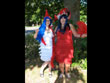 fourth of july, flapper dresses, patriotic costumes